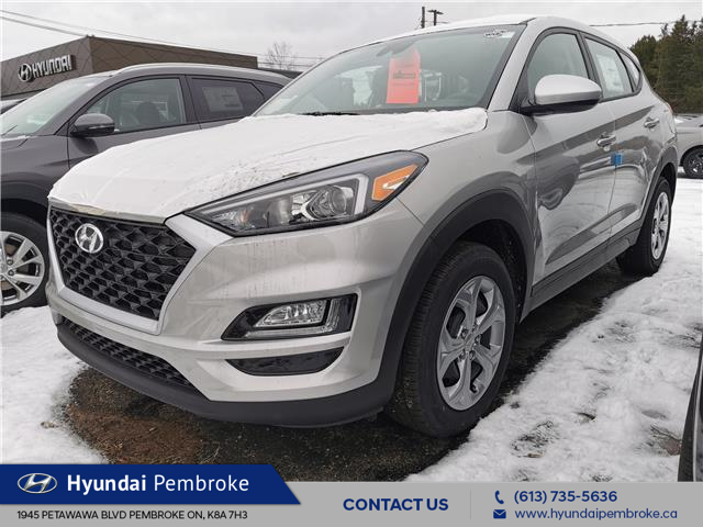 2021 Hyundai Tucson ESSENTIAL (Stk: 21014) in Pembroke - Image 1 of 1