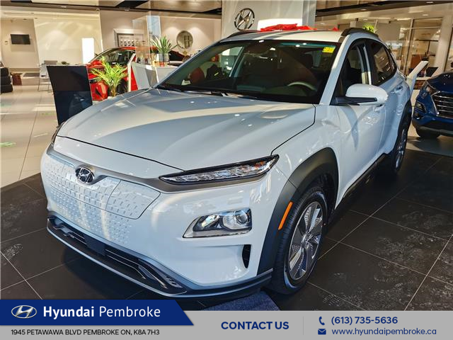 2021 Hyundai Kona EV Preferred (Stk: 21131) in Pembroke - Image 1 of 6