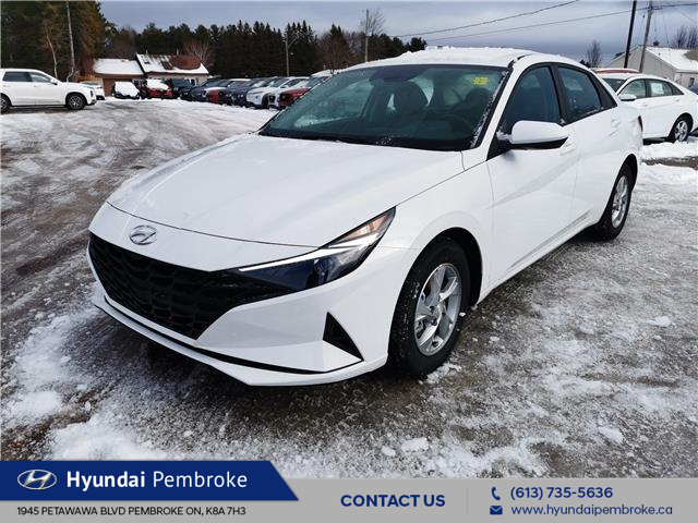 2021 Hyundai Elantra ESSENTIAL (Stk: 21103) in Pembroke - Image 1 of 21