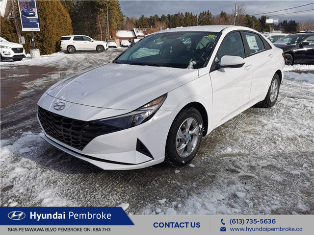 2021 Hyundai Elantra ESSENTIAL (Stk: 21102) in Pembroke - Image 1 of 25