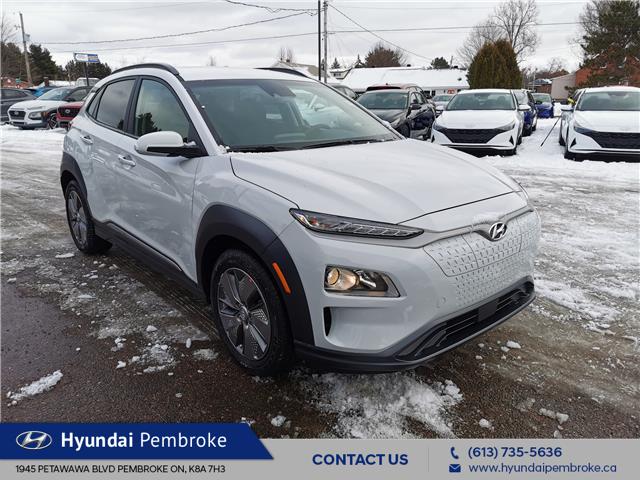 2021 Hyundai Kona EV Preferred (Stk: 21157) in Pembroke - Image 1 of 33