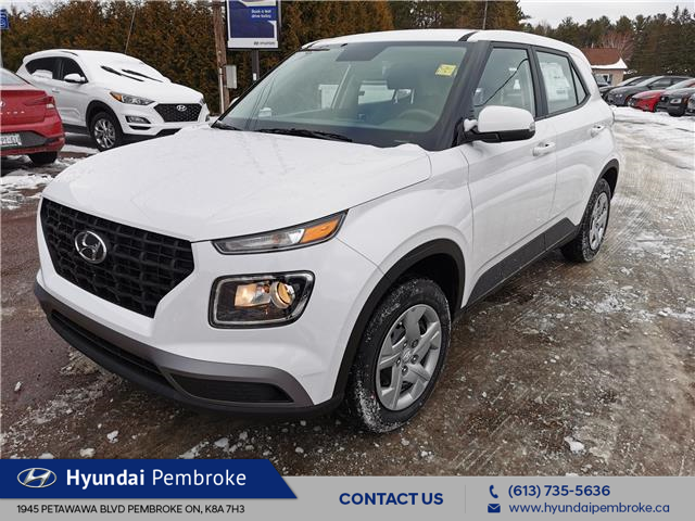 2021 Hyundai Venue ESSENTIAL (Stk: 21147) in Pembroke - Image 1 of 22