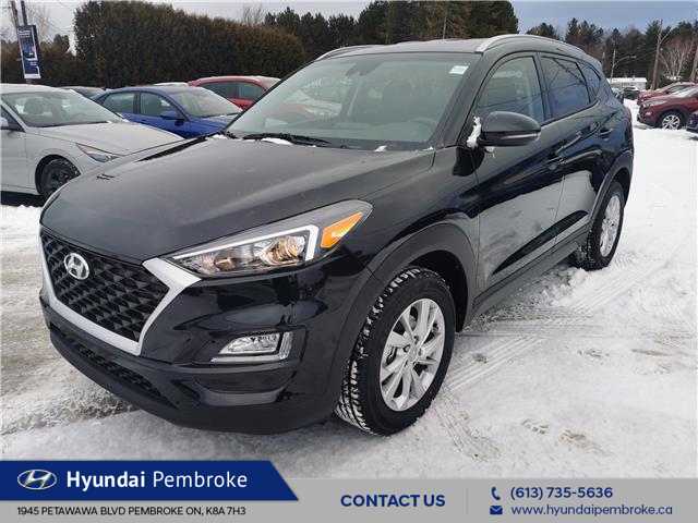 2021 Hyundai Tucson Preferred (Stk: 21035) in Pembroke - Image 1 of 25