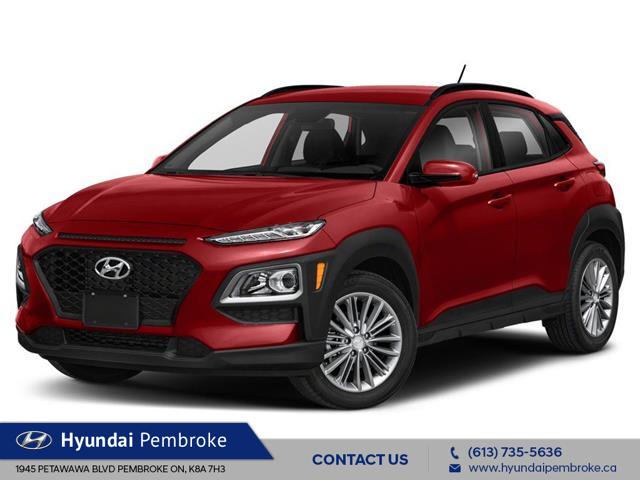2021 Hyundai Kona 2.0L Luxury (Stk: 21158) in Pembroke - Image 1 of 9
