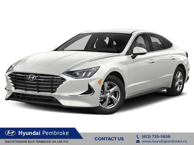 2021 Hyundai Sonata Preferred (Stk: 21053) in Pembroke - Image 1 of 9