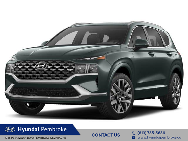 2021 Hyundai Santa Fe Preferred w/Trend Package (Stk: 21162) in Pembroke - Image 1 of 2