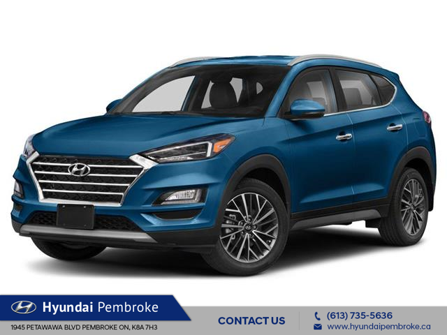 2021 Hyundai Tucson Luxury (Stk: 21100) in Pembroke - Image 1 of 9