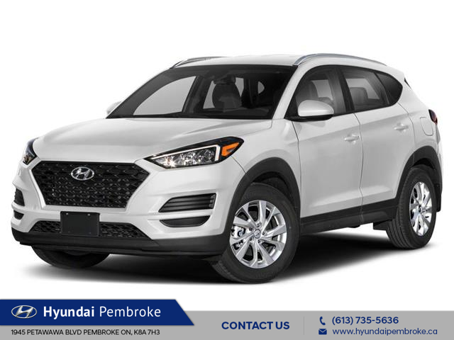 2021 Hyundai Tucson Preferred w/Sun & Leather Package (Stk: 21108) in Pembroke - Image 1 of 9