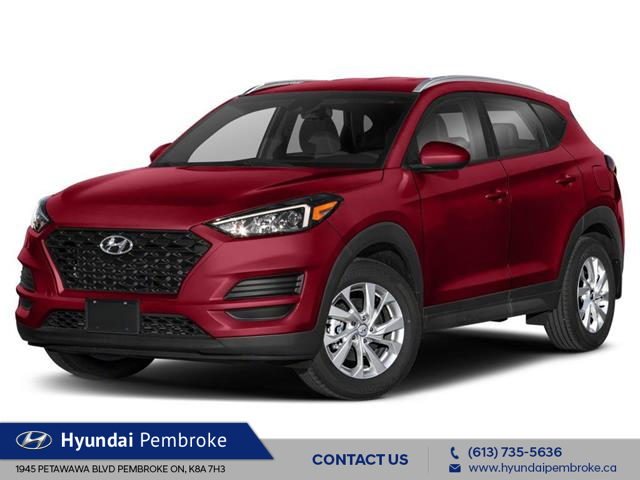 2021 Hyundai Tucson Preferred (Stk: 21076) in Pembroke - Image 1 of 9