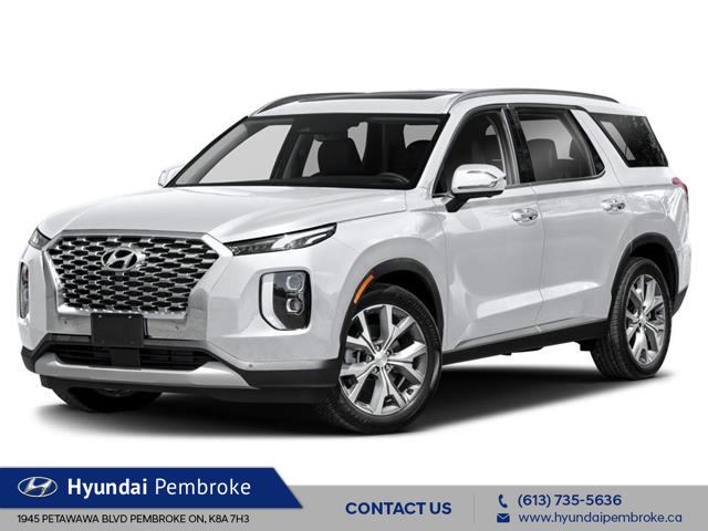 2021 Hyundai Palisade Ultimate Calligraphy (Stk: 21127) in Pembroke - Image 1 of 9