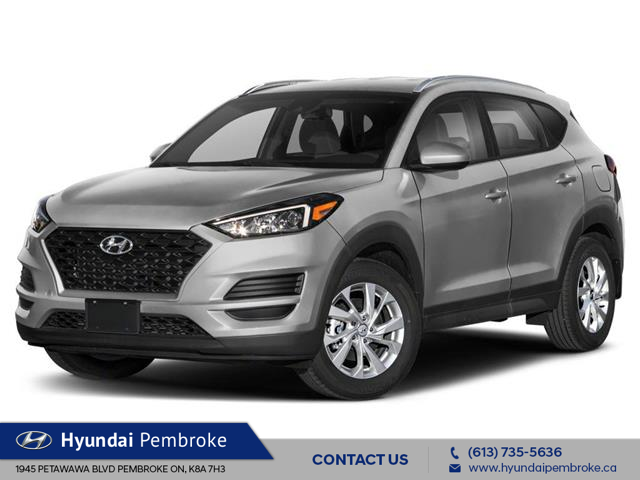 2021 Hyundai Tucson Preferred w/Sun & Leather Package (Stk: 21187) in Pembroke - Image 1 of 9