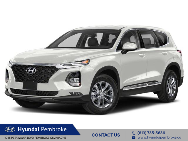 2020 Hyundai Santa Fe Essential 2.4  w/Safety Package (Stk: 20628) in Pembroke - Image 1 of 9