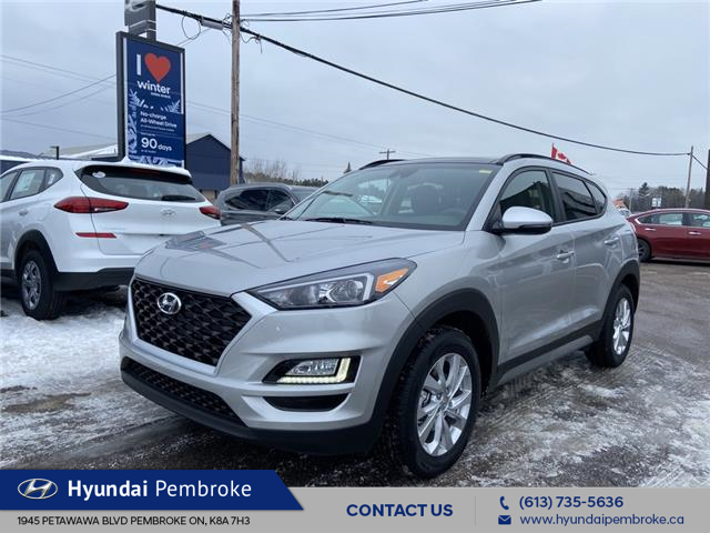 2021 Hyundai Tucson Preferred w/Sun & Leather Package (Stk: 21201) in Pembroke - Image 1 of 13