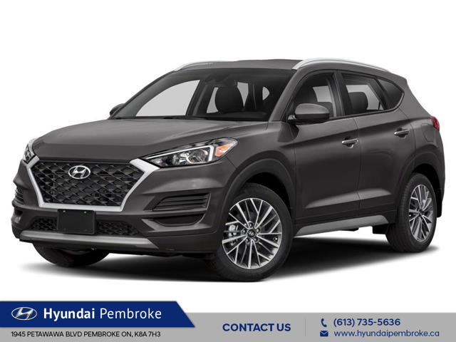 2021 Hyundai Tucson Urban Special Edition (Stk: 21212) in Pembroke - Image 1 of 9