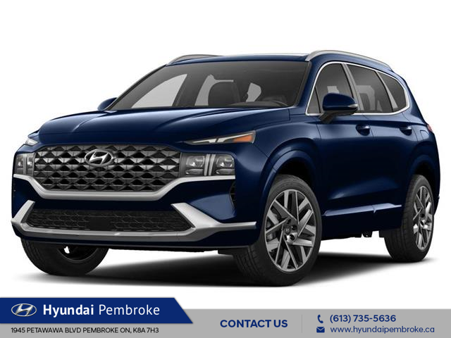 2021 Hyundai Santa Fe Preferred (Stk: 21222) in Pembroke - Image 1 of 2