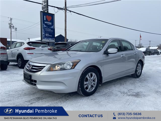 2011 Honda Accord SE (Stk: 21186A) in Pembroke - Image 1 of 24