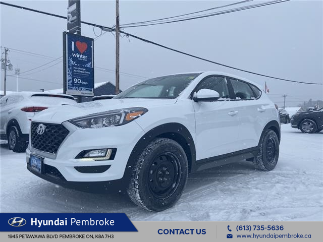 2021 Hyundai Tucson ESSENTIAL (Stk: 21069) in Pembroke - Image 1 of 12