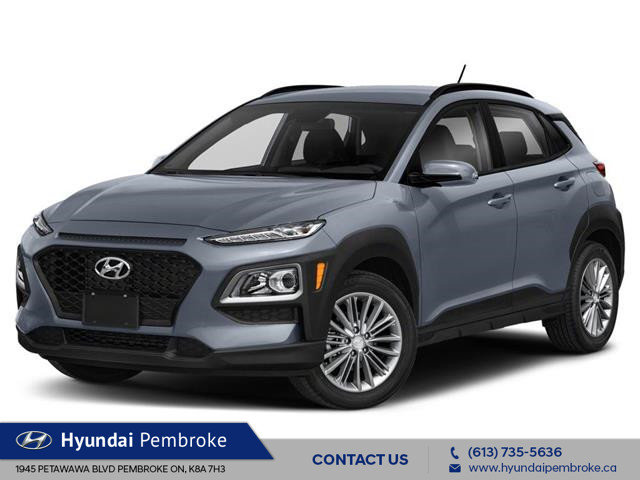 2021 Hyundai Kona 1.6T Trend (Stk: 21239) in Pembroke - Image 1 of 9