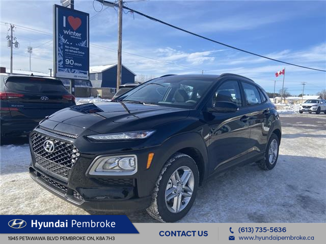 2021 Hyundai Kona 2.0L Essential (Stk: 21250) in Pembroke - Image 1 of 14