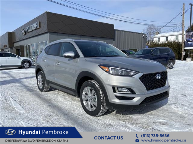 2021 Hyundai Tucson Preferred (Stk: 21254) in Pembroke - Image 1 of 14