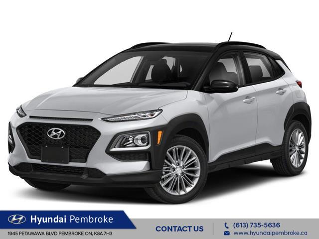 2021 Hyundai Kona 1.6T Trend w/Two-Tone Roof (Stk: 21161) in Pembroke - Image 1 of 9