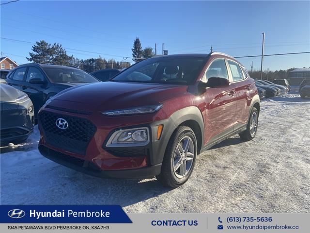 2021 Hyundai Kona 2.0L Essential (Stk: 21258) in Pembroke - Image 1 of 13