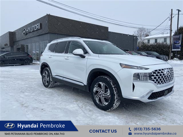 2021 Hyundai Santa Fe Preferred (Stk: 21275) in Pembroke - Image 1 of 11
