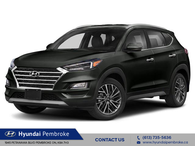 2021 Hyundai Tucson Luxury (Stk: 21282) in Pembroke - Image 1 of 9