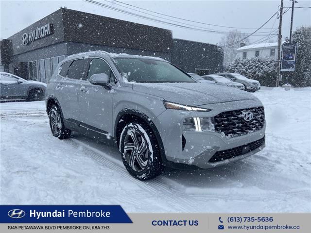 2021 Hyundai Santa Fe ESSENTIAL (Stk: 21285) in Pembroke - Image 1 of 10