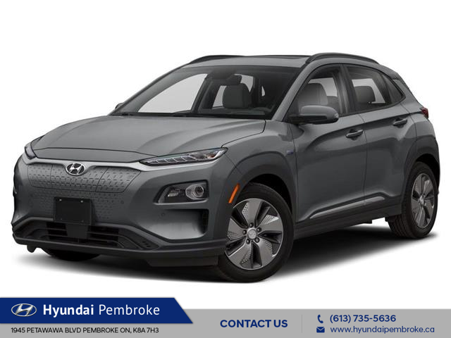 2021 Hyundai Kona EV Preferred (Stk: 21291) in Pembroke - Image 1 of 9