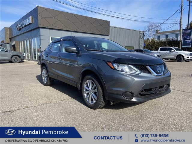2018 Nissan Qashqai S (Stk: 21246A) in Pembroke - Image 1 of 22