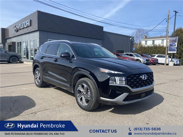 2021 Hyundai Santa Fe ESSENTIAL (Stk: 21298) in Pembroke - Image 1 of 10