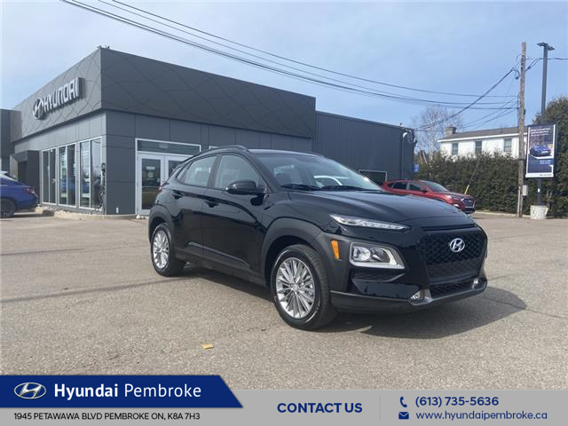 2021 Hyundai Kona 2.0L Preferred (Stk: 21318) in Pembroke - Image 1 of 18