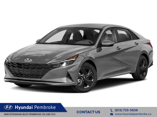 2021 Hyundai Elantra Preferred (Stk: 21336) in Pembroke - Image 1 of 9