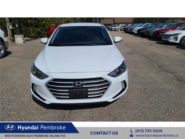 2017 Hyundai Elantra GL (Stk: 21339A) in Pembroke - Image 1 of 6