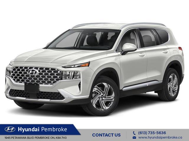 2021 Hyundai Santa Fe Preferred (Stk: 21347) in Pembroke - Image 1 of 9