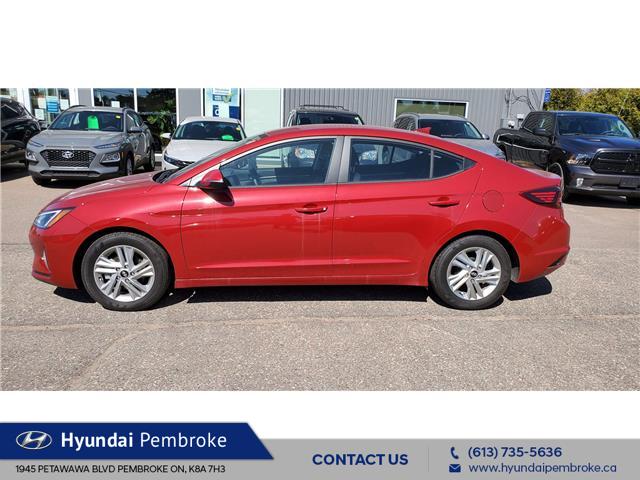 2020 Hyundai Elantra Preferred (Stk: P421) in Pembroke - Image 1 of 19