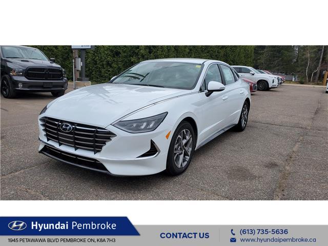 2021 Hyundai Sonata Preferred (Stk: 21333) in Pembroke - Image 1 of 16