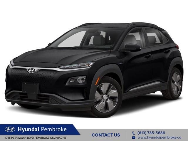 2021 Hyundai Kona EV Ultimate (Stk: 21119) in Pembroke - Image 1 of 9