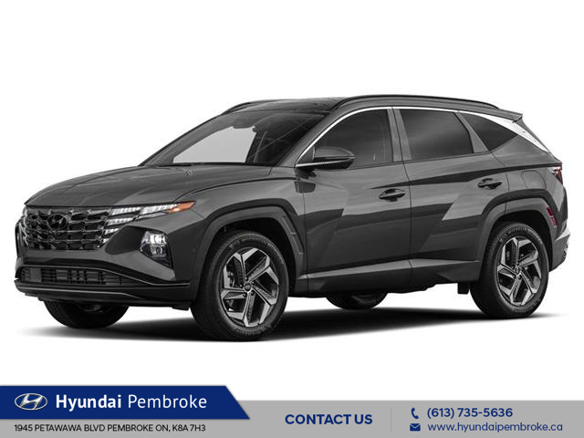 2022 Hyundai Tucson Preferred (Stk: 21360) in Pembroke - Image 1 of 3