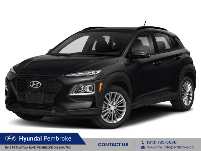 2021 Hyundai Kona 2.0L Preferred (Stk: 21363) in Pembroke - Image 1 of 9