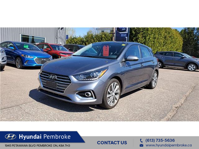 2020 Hyundai Accent Ultimate (Stk: P426) in Pembroke - Image 1 of 20