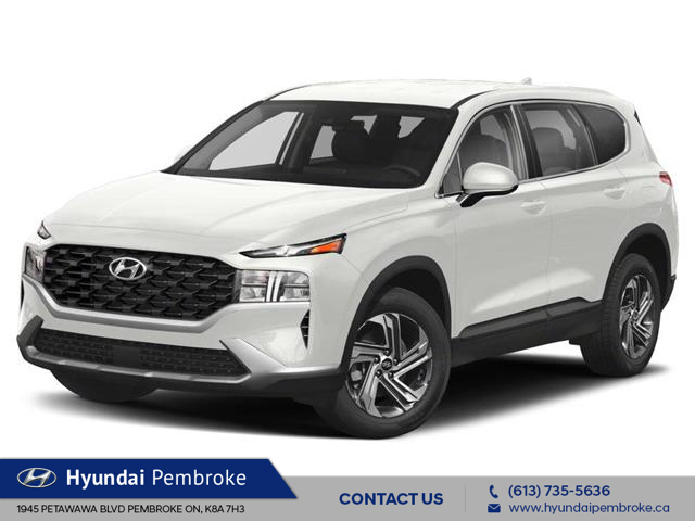2021 Hyundai Santa Fe ESSENTIAL (Stk: 21229) in Pembroke - Image 1 of 9