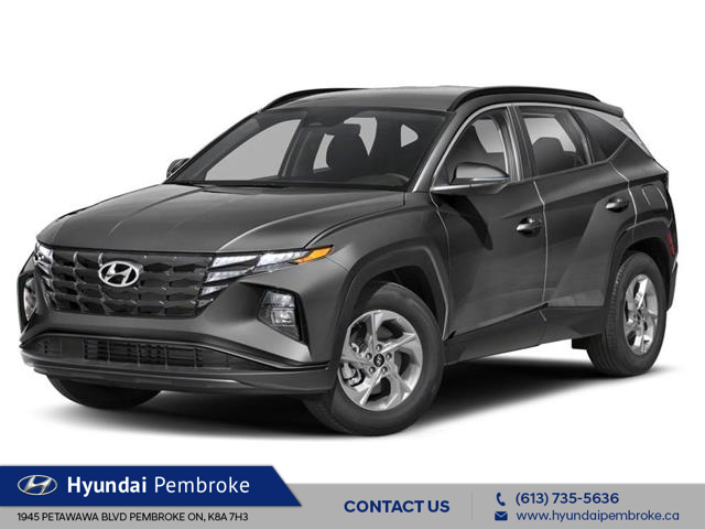 2022 Hyundai Tucson Preferred (Stk: 21390) in Pembroke - Image 1 of 8