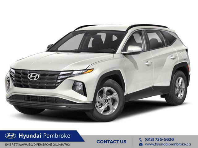 2022 Hyundai Tucson Preferred (Stk: 21391) in Pembroke - Image 1 of 8