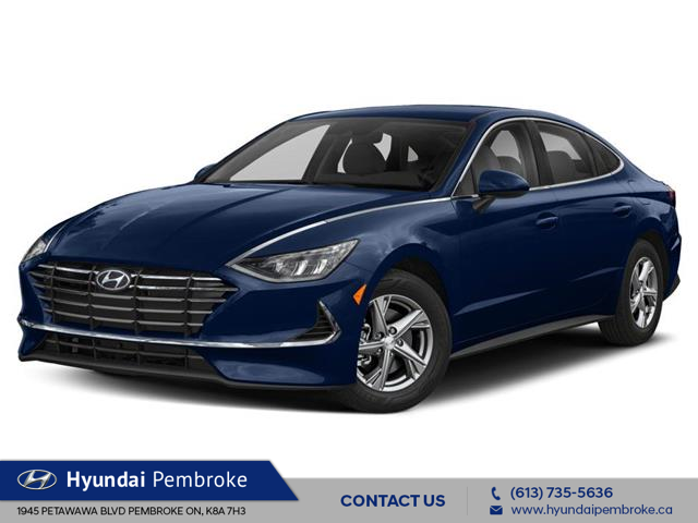 2021 Hyundai Sonata Preferred (Stk: 21397) in Pembroke - Image 1 of 9