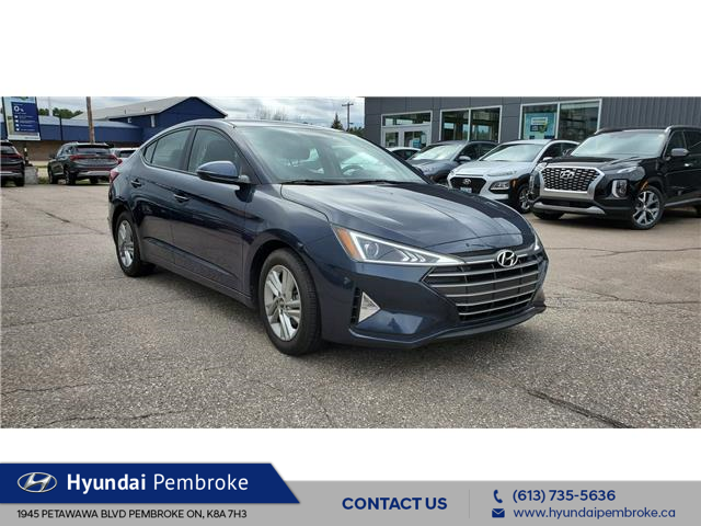2020 Hyundai Elantra Preferred (Stk: p264) in Pembroke - Image 1 of 20