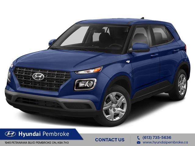 2021 Hyundai Venue Preferred (Stk: 21408) in Pembroke - Image 1 of 8