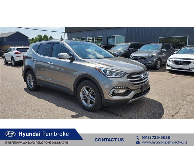 2017 Hyundai Santa Fe Sport 2.4 SE (Stk: 21433A) in Pembroke - Image 1 of 25