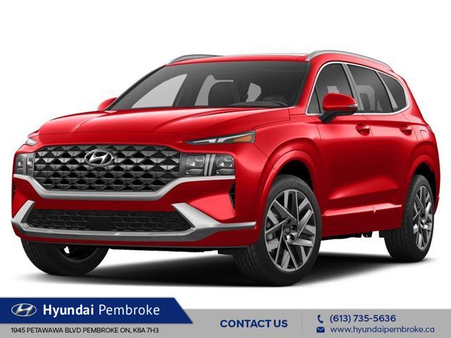 2021 Hyundai Santa Fe Ultimate Calligraphy (Stk: 21441) in Pembroke - Image 1 of 2